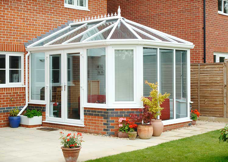 maintain your conservatory roof