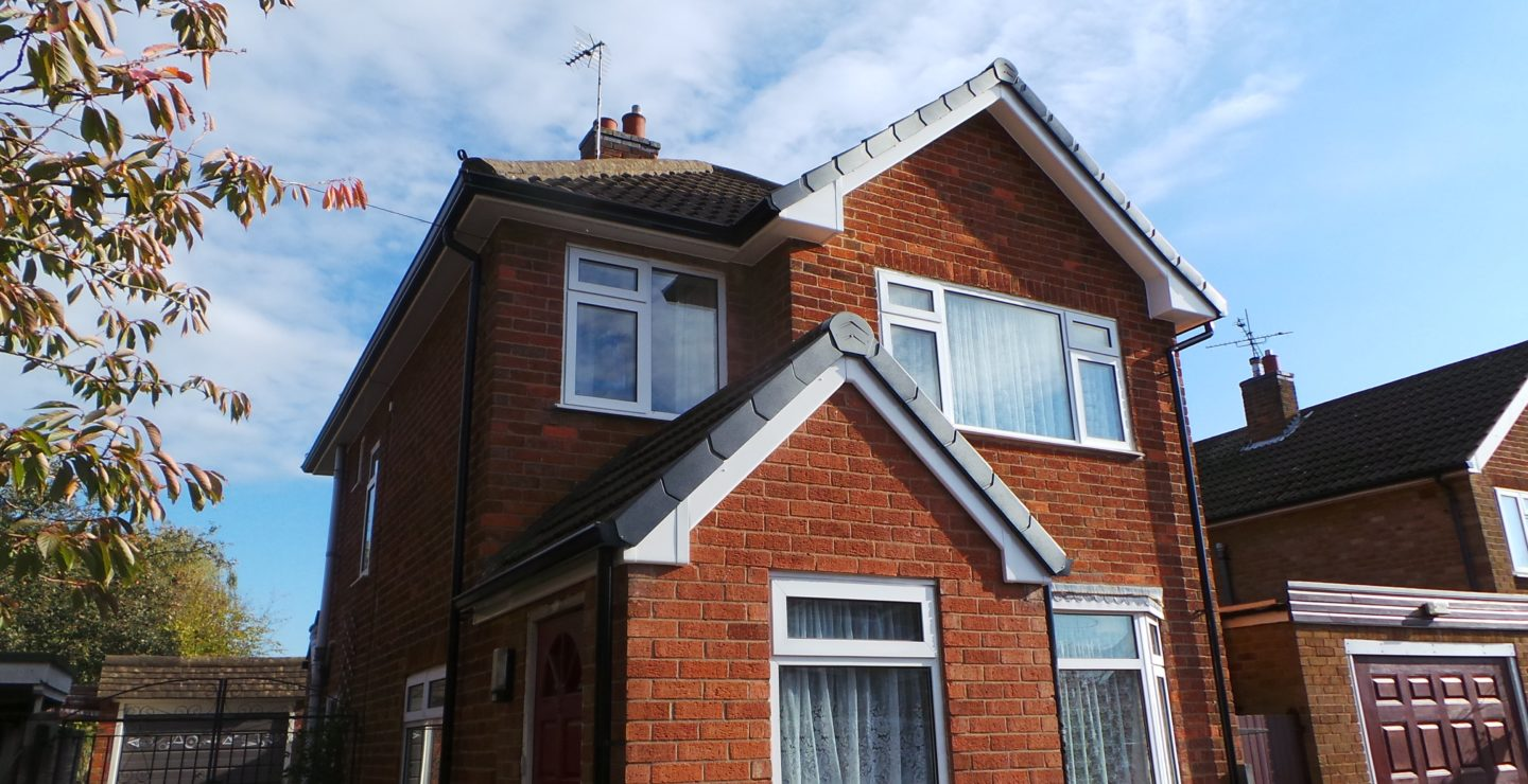 Soffits and Fascias Leicester - Roofline Replacement Co