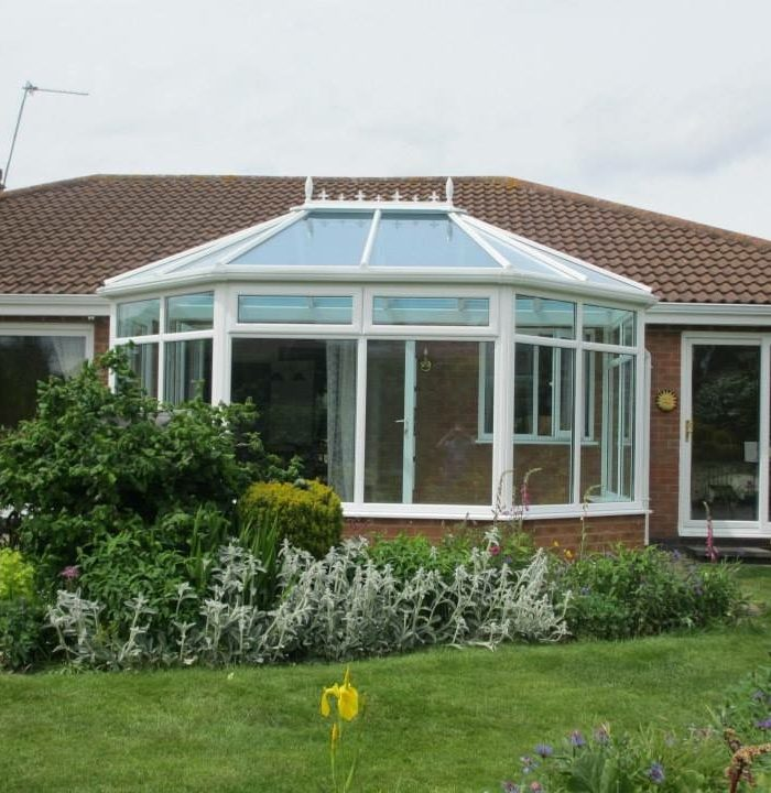 conservatories in leicester