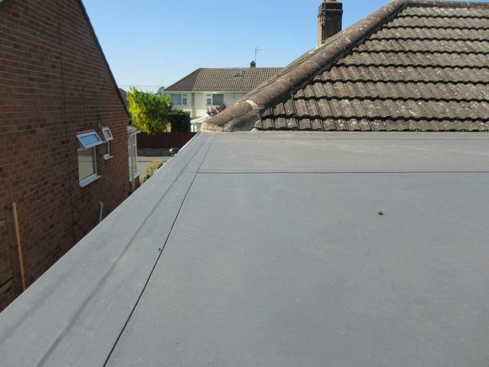 Flat Roofing In Leicester Roofline Replacement Co