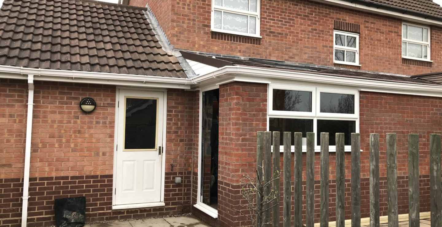 Extensions Roofline Replacement